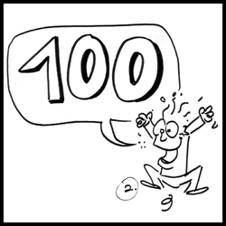 Les nombres jusqu'à 100