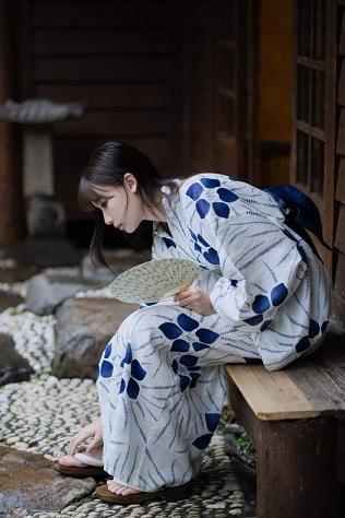 Le kimono ...
