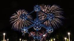 Les festivités à l'Atomium pour le Nouvel An dévoilées