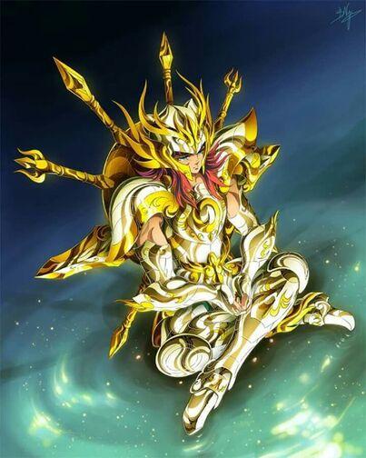 VII - Armure de la Balance (Libra Cloth)