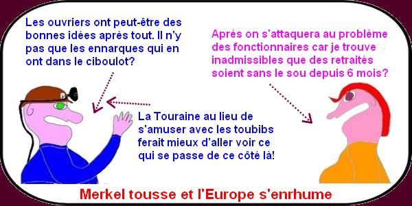 Merkel et l'Europe, 07