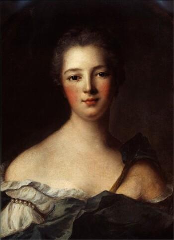 MARIE-LOUISE O' MURPHY