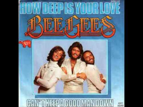 BEE GEES - How Deep is your Love (Chill Vibes)  (Soft Rock Café)