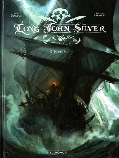 BD - Long John Silver, tome 2