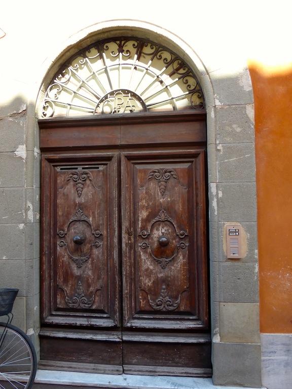A PISE en Toscane le 12 Mai 2013! 1er