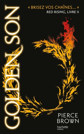 Golden son - Pierce Brown