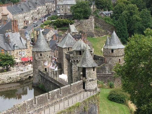 et le château