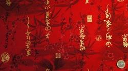 Japonais rouge