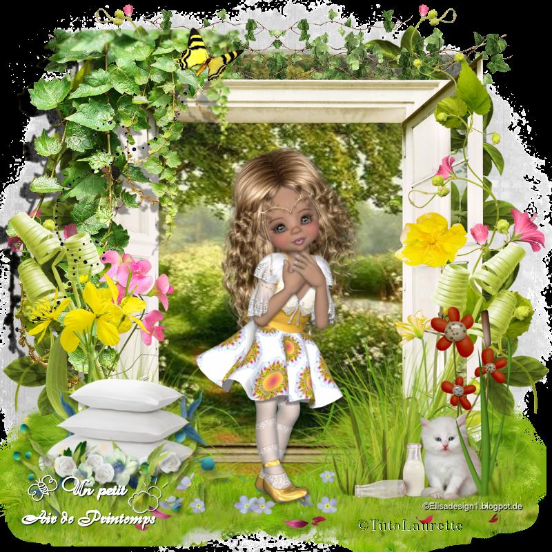 Un petit air de printemps