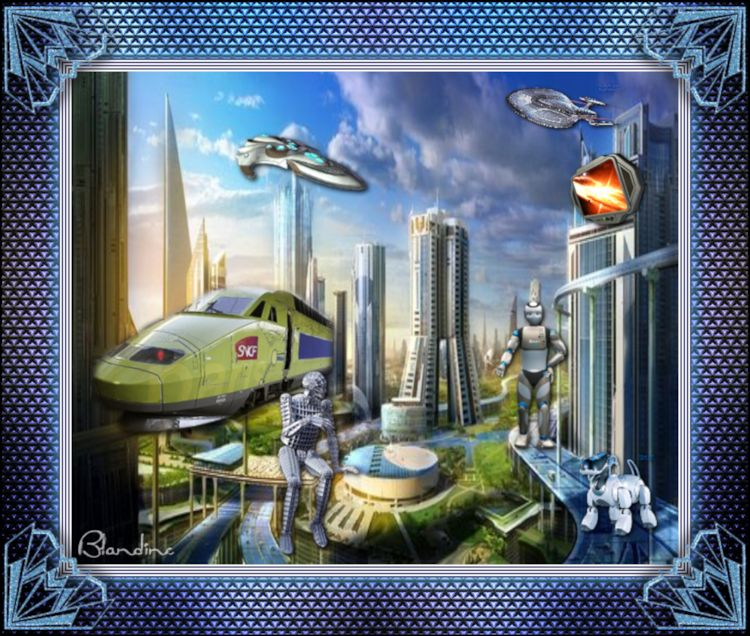 Un tour dans le futur