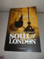 Chronique Soul of London de Gaëlle Perrin-Guillet