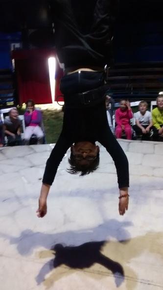 Cirque 29 et 30 avril - CE1