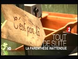 05 décembre 2012/ LA PARENTHESE INATTENDUE