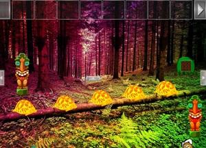 Jouer à Tiki bloom forest escape