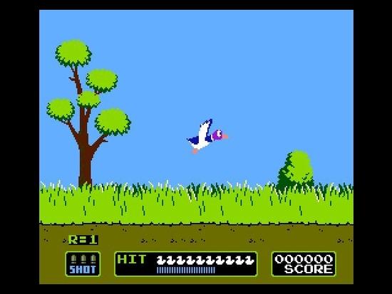 Super Mario - Duck Hunt s