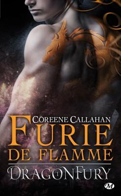 Dragonfury - Tome 1 : Furie de Flamme de Coreene Callahan