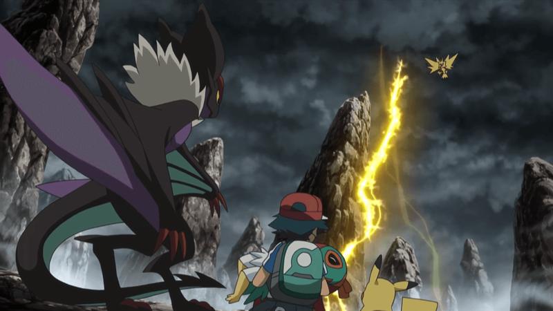 Regarder Pokémon XY&Z épisode 17 en VOSTFR XY 109