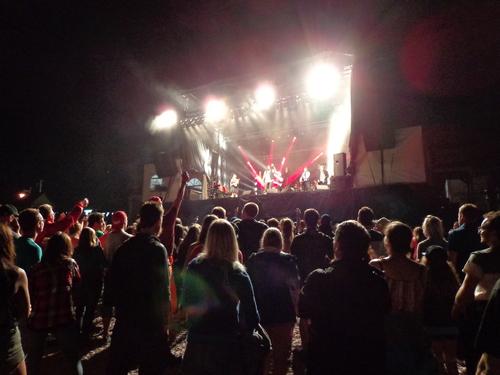 Concert des Cowboys Fringants