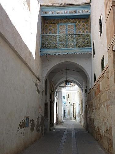 Kairouan rue