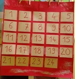 Fabriquer son calendrier de l'avent