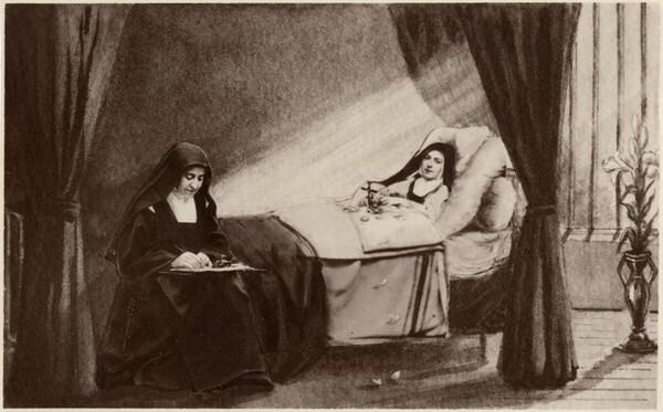 Image - Sainte Thérese de l'enfant Jesus