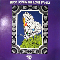 Rudy Love & The Love Family - Same - Complete LP