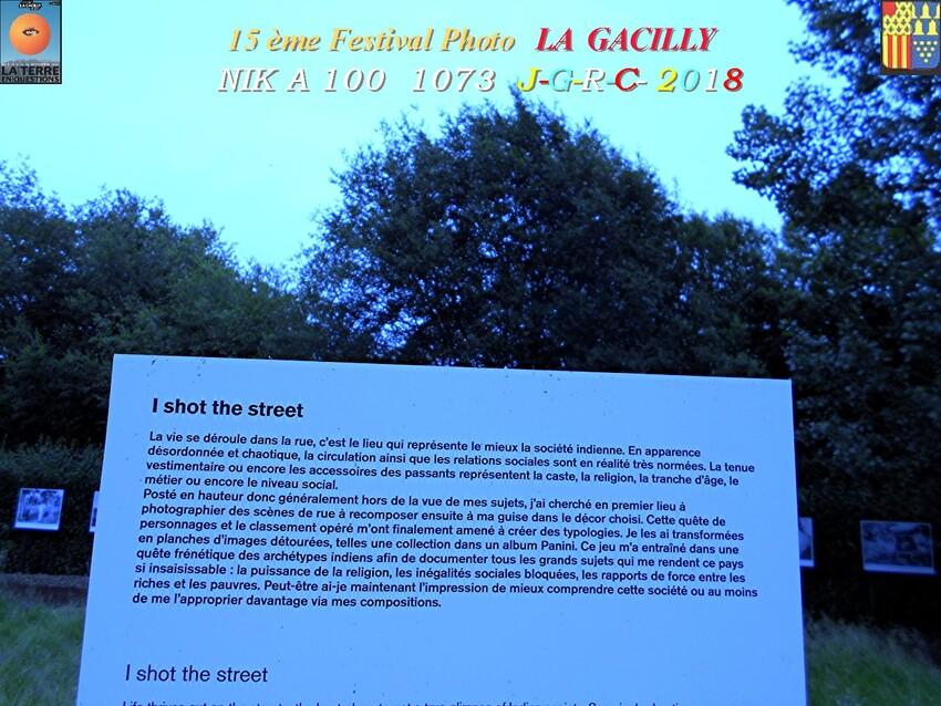FESTIVAL PHOTO  2018  LA  GACILLY    D  14/06/2018     1/1