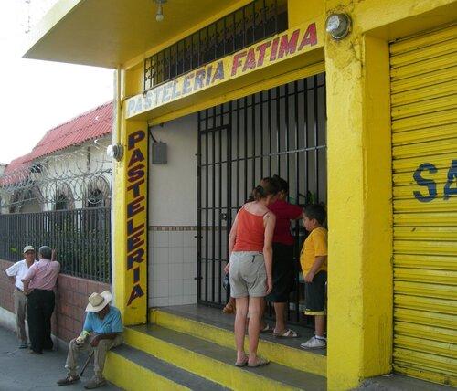 Direction Santa Lucia et rencontre avec la télévision locale