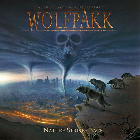 "WOLFPAKK - ""Nature Strikes Back"" Lyric Video"
