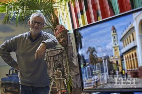 Cuba, à l' honneur, à la Foire Internationale de Nancy