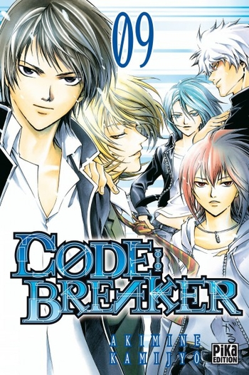 code breaker tome 9