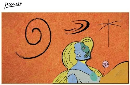 Les CE2 s'inspirent de Pablo Picasso
