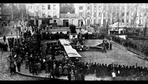 Bombardements meurtriers pendant la Grande Guerre