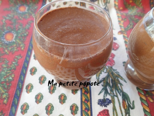 Mousse au chocalat