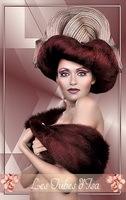 Femmes chapeaux - FAC0035