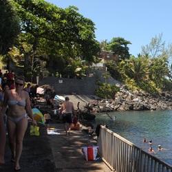 Bassin de Manapany les Bains
