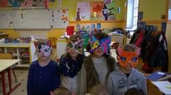 Des masques en GS-CP!