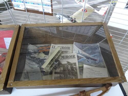 L'aviation dans le Châtillonnais, de 1911 à 1940, une exposition qu'il ne fallait pas manquer !