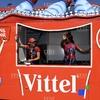 La caravane publicitaire VITTEL.