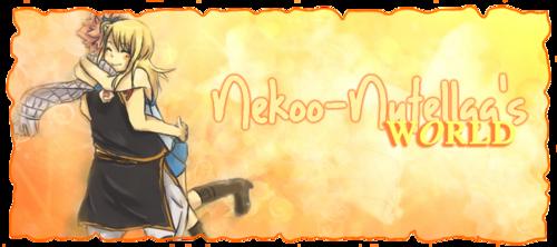 Thème pour Nekoo-Nutellaa
