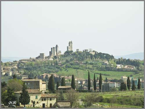 - San Gimignano