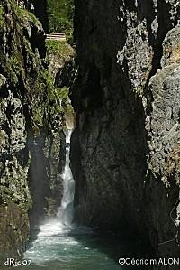 gorge de la Diosaz 9372