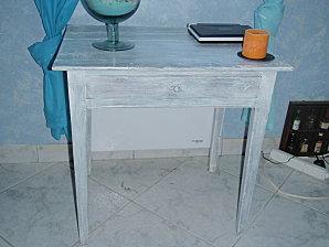 Comment repeindre un vieux meuble en bois entre bretagne for Peindre vieux meuble bois