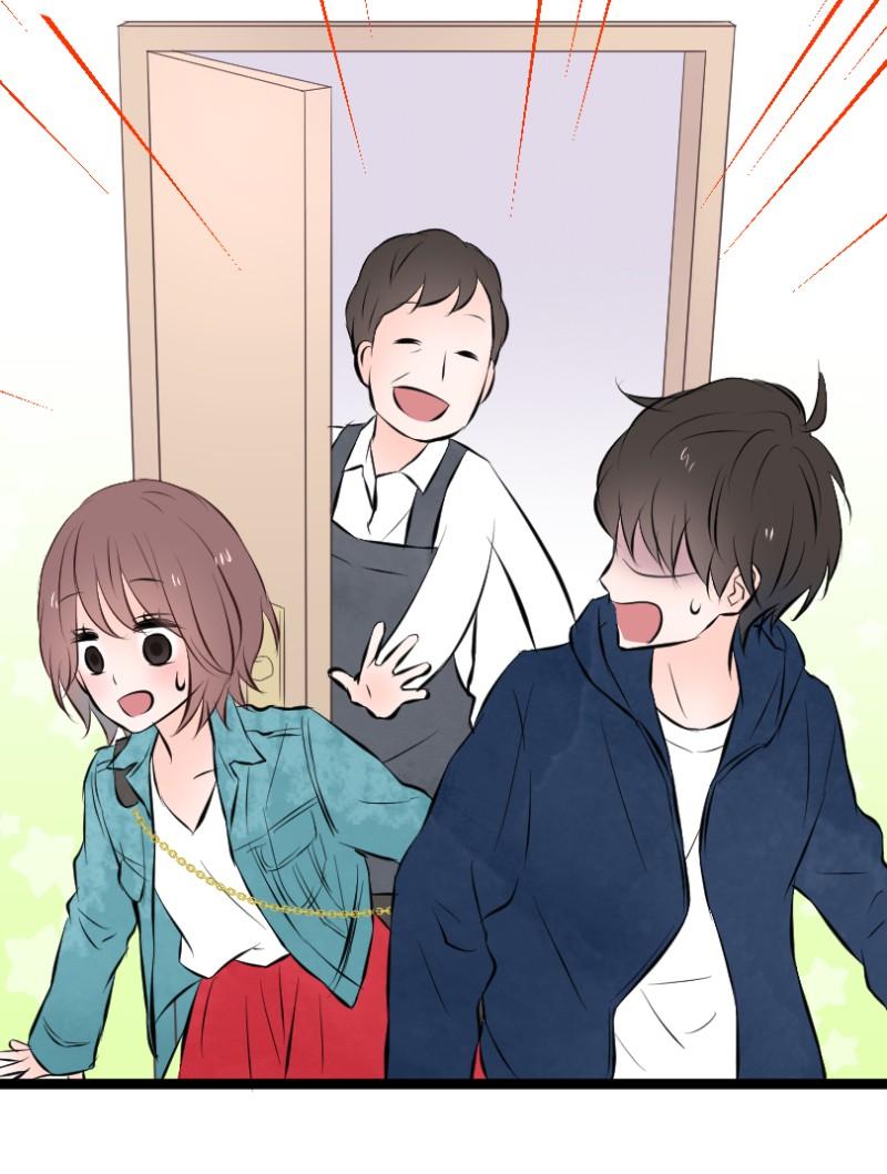 Kanojo-tachi wa Kataranai Chap 12