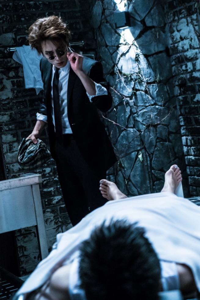The vampire lives next door (K court métrage)
