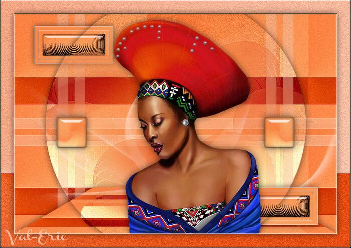 Femme africaine