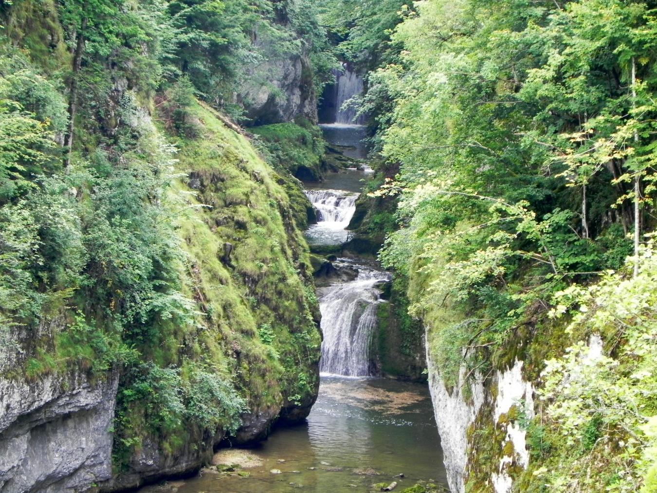 La Billaude dans le Jura