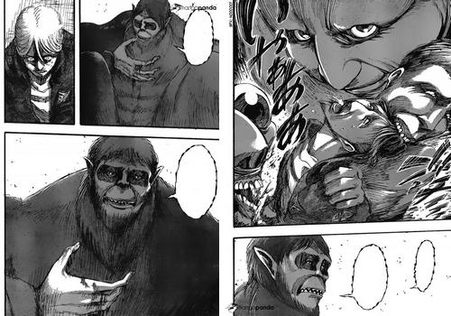 Chronique L'Attaque des Titans - tome 9
