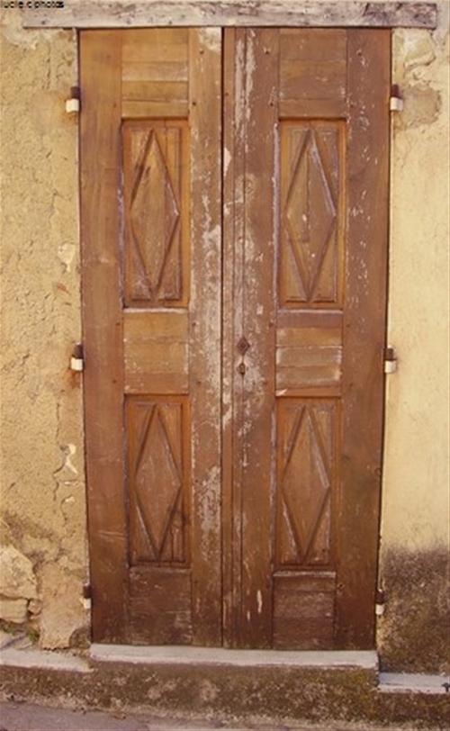 vielles portes proventales