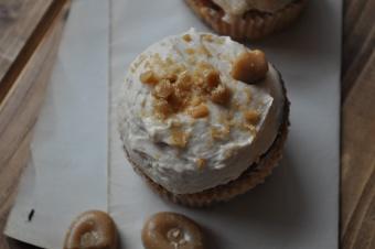 Cupcakes Bretons